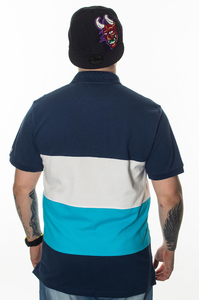 PROSTO KLASYK POLO BARREL NAVY