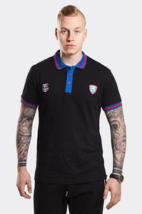 STOPROCENT POLO KADRA BLACK