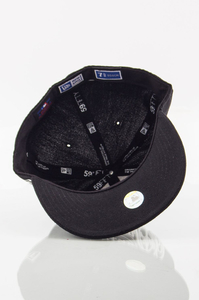 NEW ERA FULLCAP SF BLACK