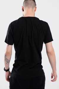 STOPROCENT T-SHIRT TMS SLIM BASE BLACK