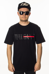 DIIL T-SHIRT COCEALED BLACK