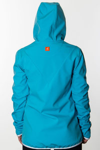 PROSTO SOFTSHELL L.BLUE