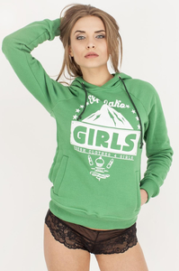 EP.GIRLS BLUZA MOUTAINS GREEN