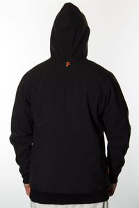 PROSTO SOFTSHELL STRAIGHT BLACK