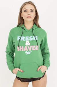 EP.GIRLS BLUZA FRESH AND SHAVED GREEN