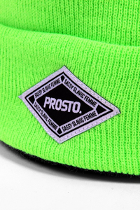 PROSTO LABEL FLUO GREEN