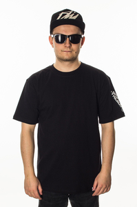 DIIL T-SHIRT SLEEVE BLACK