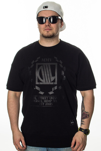 DIIL T-SHIRT RUBBER BLACK