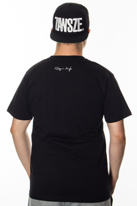 GANJA MAFIA T-SHIRT SIGNATURE BIG BLACK