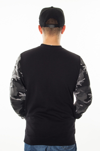 PATRIOTIC CLS SHOULDER BKL BLACK CAMO