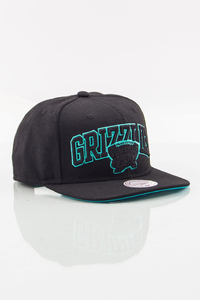 MITCHELL & NESS VANCOVER GRIZZLIES BLACK-GREEN