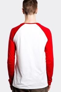 STOPROCENT LONGSLEEVE LS TAG17 WHITE-RED