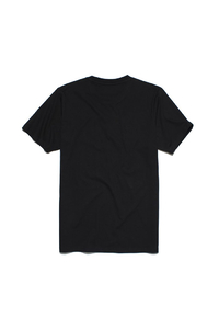 PROSTO P T-SHIRT INDEPENDENT BLACK