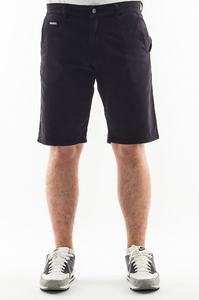 PROSTO SPODENKI CHINO SHORTS ACID BLACK