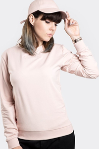 STOPROCENT BLUZA DAMSKA BDBK SIMPLE PINK