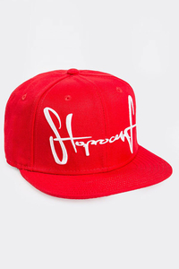 STOPROCENT SNAPBACK BIG TAG RED