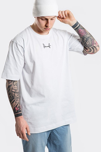STOPROCENT T-SHIRT TM BAGGY BASE WHITE