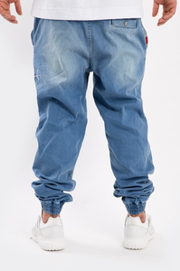 STOPROCENT JOGGERY JEANS BLUE