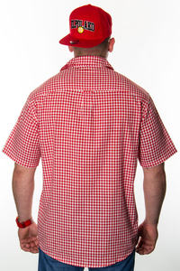 STOPROCENT KM SHIRT RED