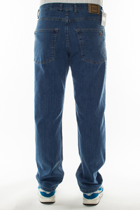 SMOKE STORY GROUP JEANSY REGULAR CLASSIC LIGHT BLUE