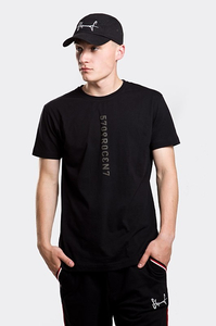 STOPROCENT T-SHIRT TMS JAIL LIGHT BLACK