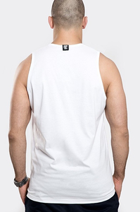 STOPROCENT TANKTOP TMT CS17 WHITE