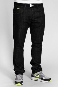 PROSTO JEANS SLAVIC BLACK-MINT