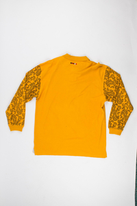 COOGI POLO LONGSLEEVE YELLOW