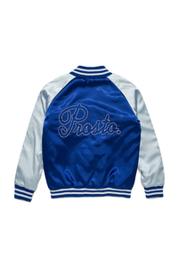 PROSTO BASEBALL SATINE BLUE