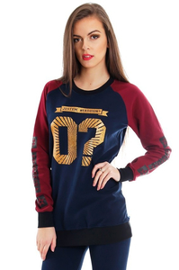 ENDORFINA BDL FASHION NAVY-RUBY