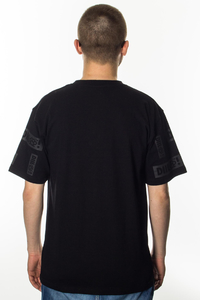DIIL T-SHIRT ELEMENT'S BLACK-BLACK