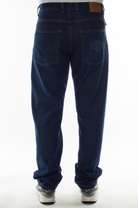 SMOKE STORY GROUP JEANSY SLIM SLANT SSG MEDIUM BLUE