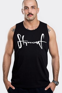 STOPROCENT TANKTOP TMT TAG17 BLACK
