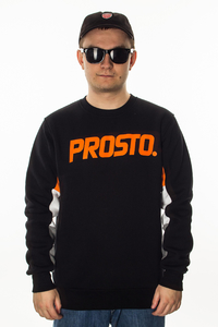 PROSTO BLUZA CREWNECK KLASTRI NIGHT