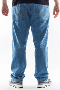 PROSTO SPODNIE JEANS FLAVOUR LIGHT BLUE