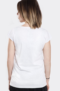 STOPROCENT T-SHIRT TDB TAKA WHITE