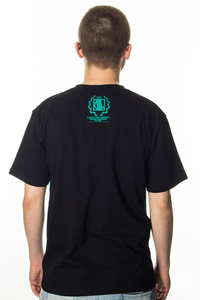 DIIL T-SHIRT TAG MASTER BLACK