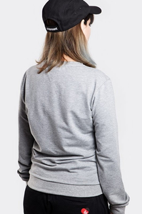 STOPROCENT BLUZA DAMSKA BDBK SIMPLE GREY