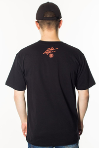 DIIL T-SHIRT AIR CITY BLACK