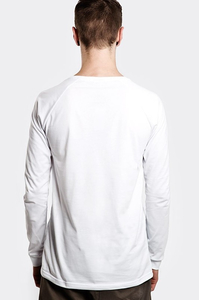 STOPROCENT LONGSLEEVE LS TAG17 WHITE