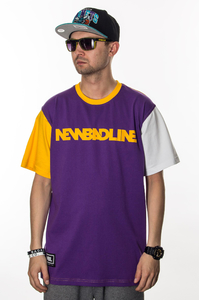 NEW BAD LINE CLASSIC VIOLET YELLOW WHITE