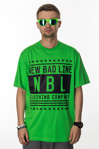 NEW BAD LINE SWAG GREEN