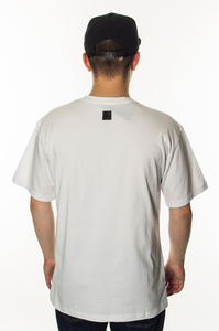 SMOKE STORY GROUP T-SHIRT SMALL CLASSIC WHITE