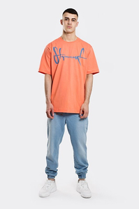 STOPROCENT T-SHIRT TM TAG18 CORAL