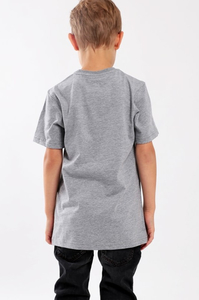 STOPROCENT KIDT T-SHIRT DOWNHILL GREY