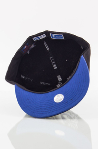 NEW ERA FULLCAP BLACK