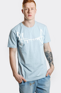 STOPROCENT T-SHIRT TMS SLIMTAG BLUE