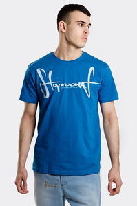 STOPROCENT T-SHIRT TMS SLIMTAG DARK BLUE