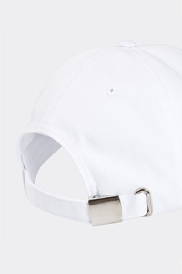 STOPROCENT CZAPKA DADDYS HAT TAG WHITE