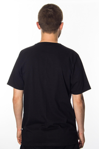 CHADA T-SHIRT ŚWIAT BLACK